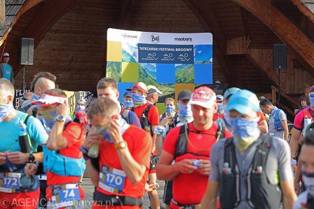 Zdjęcie numer 64 w galerii - Tatra SkyMarathon i Tatra Trail - święto górskich biegaczy w Kościelisku