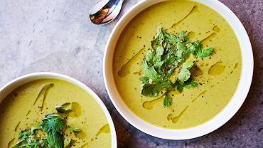 Zupa krem ze szparagów - sposób na zdrowy, letni obiad