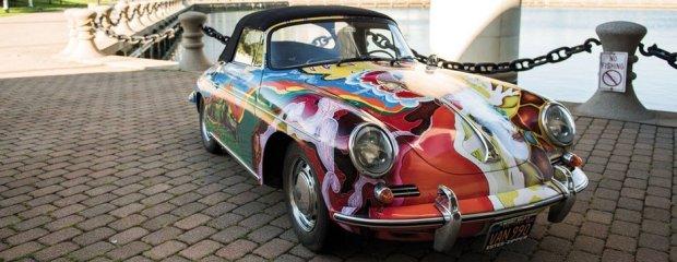 Porsche 356C Janis Joplin
