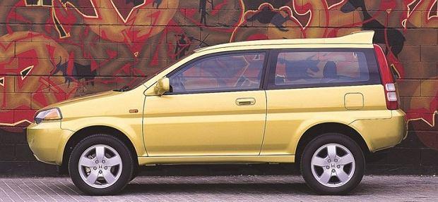 Pierwsza Honda HR-V