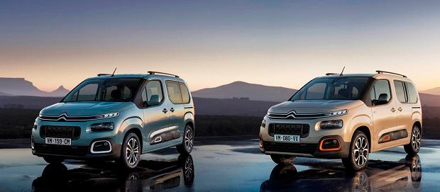 Citroen Berlingo 2018