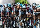 Zwycięzca Giro d'Italia liderem Tour de Pologne. Kolejny groźny wypadek na trasie