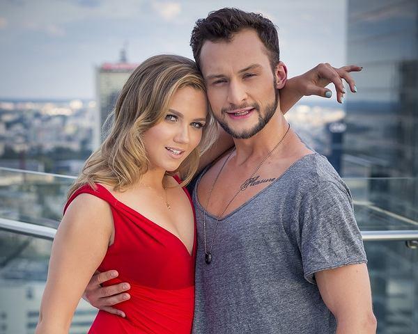 Agnieszka Kaczorowska i Kamil Kuroczko