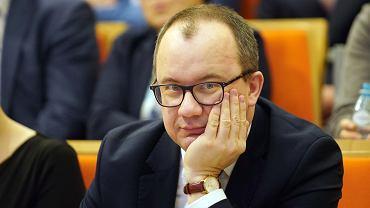 Rzecznik Praw Obywatelskich Adam Bodnar. Częstochowa,6 marca 2020