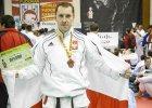 Karateka z Płocka brązowym medalistą mistrzostw świata