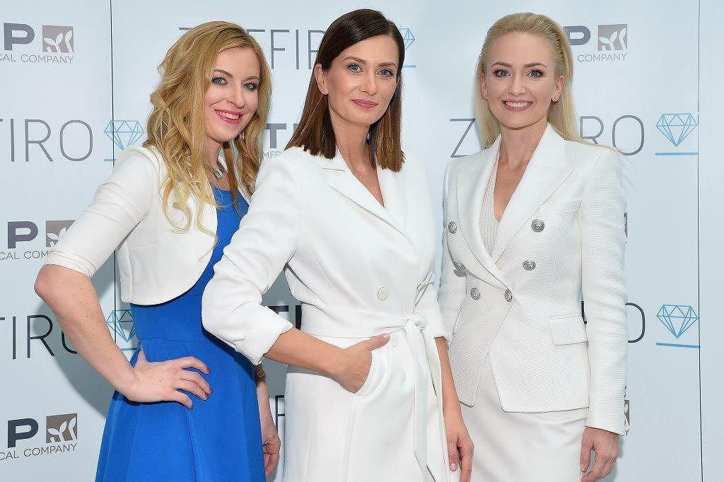 Od lewej: Joanna Kuschill-Dziurda, Anita Sokołowska i Katarzyna Nadolna