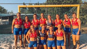 Reprezentacja Norwegii w piłce ręcznej plażowej