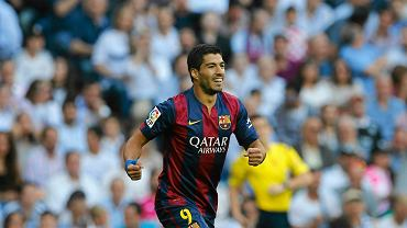 Real - Barcelona 3:1. Luiz Suarez