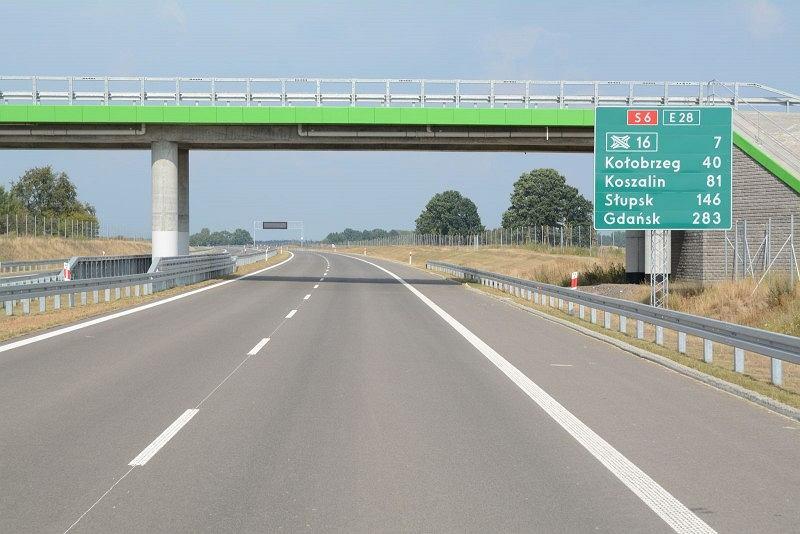 S6 Powiekszy Sie O Prawie 40 Km Trasa Polaczy Szczecin Z