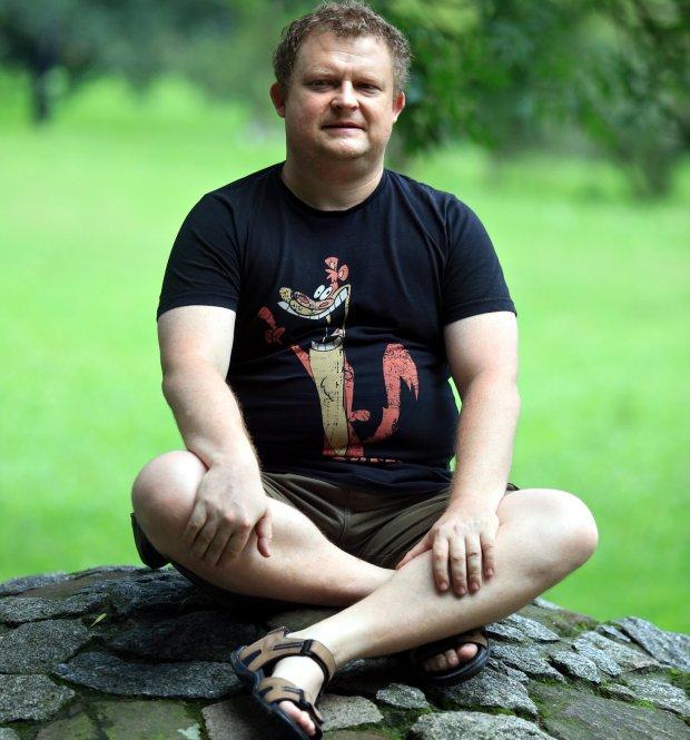 Tomasz Piątek (fot. Jacek Marczewski)
