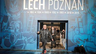 Adam Nawałka sprawił, że Lechem Poznań interesuje się cały kraj