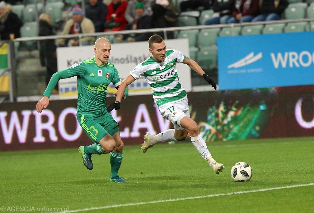Śląsk Wrocław - Lechia Gdańsk 0:2