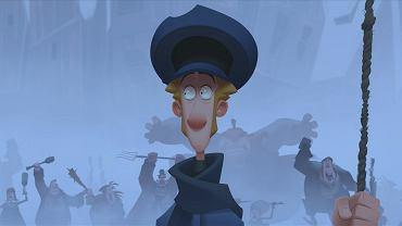 kadr z filmu 'Klaus'