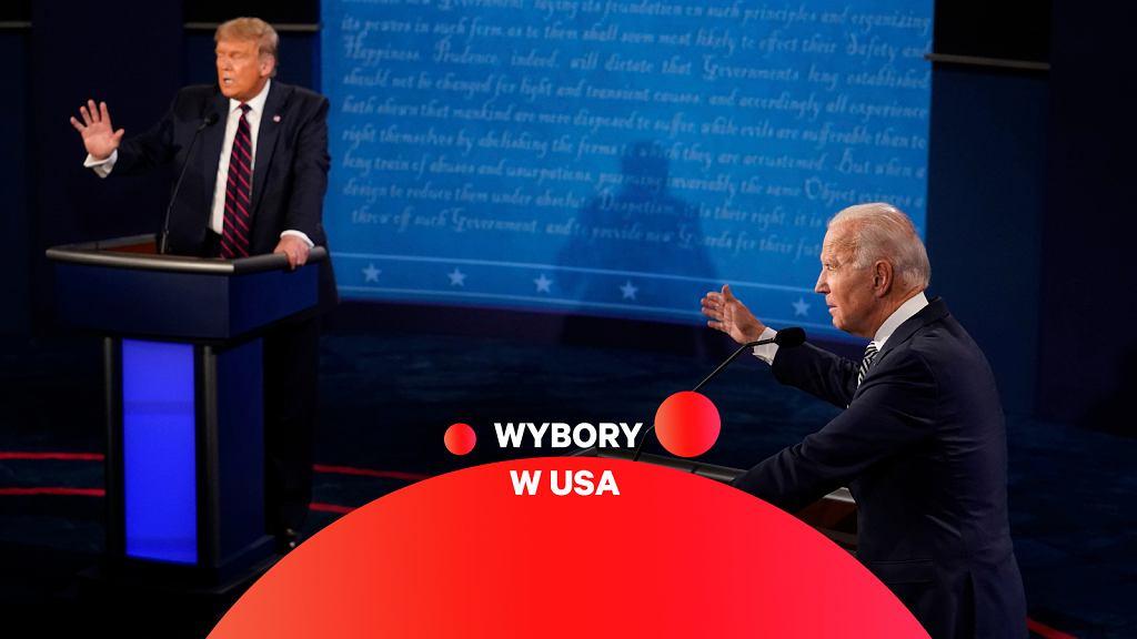 Pierwsza debata przed tegorocznymi wyborami prezydenckimi w USA