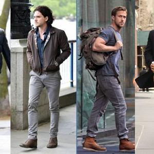 Ubierz się jak Beckham, Gosling, Kanye West, albo...