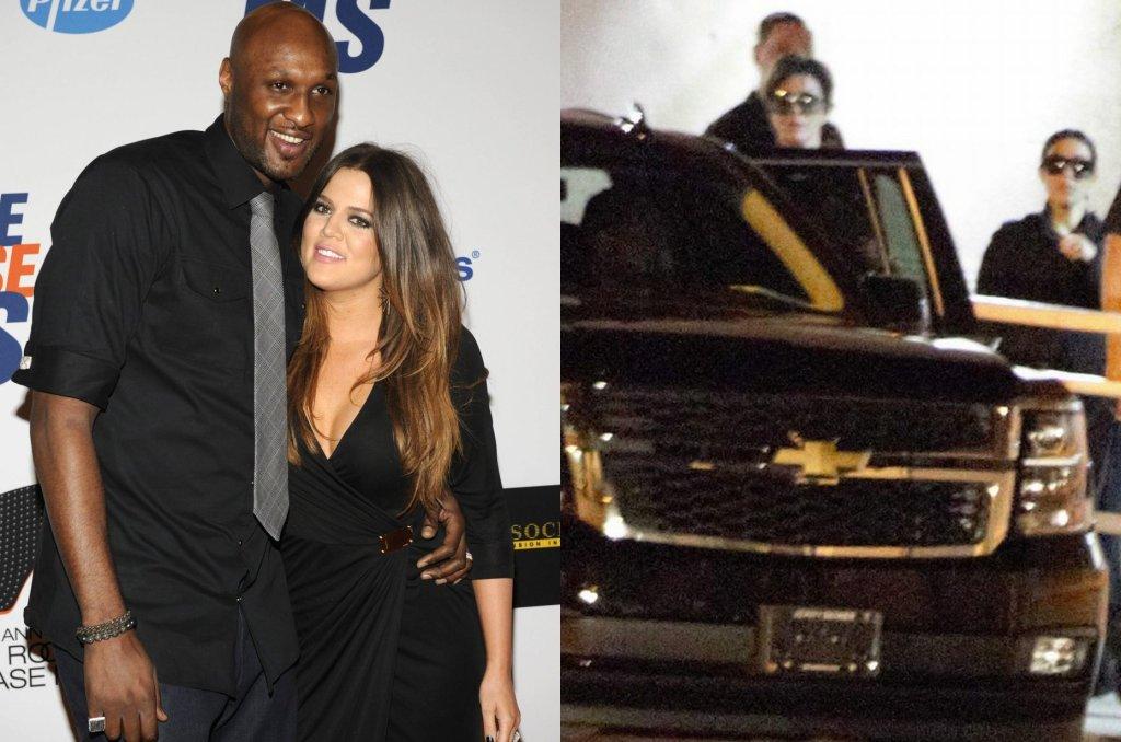 Lamar Odom i Khloe Kardashian/Kim Kardashian i Kris Jenner