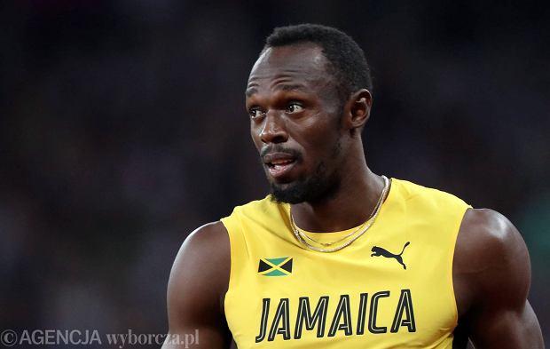 Lekkoatletyczne MŚ. Marian Woronin: Bolt może upaść, a i tak podniesie się i wygra