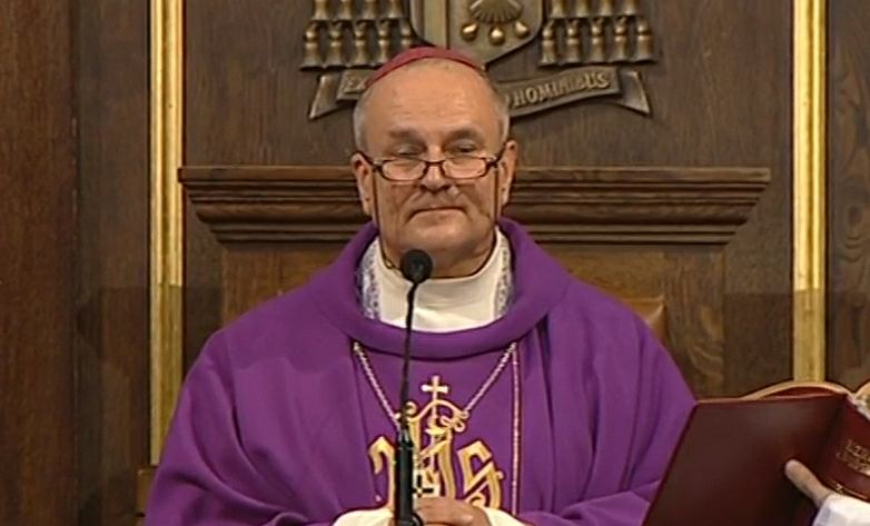 Biskup Michał Janocha