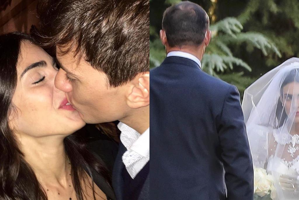 Luigi Berlusconi i Federica Fumagalli wzięli ślub