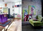 Wnętrza inspirowane malarstwem