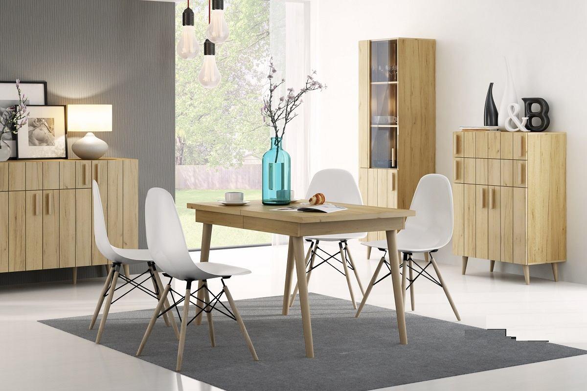 Rozkładany Stół Idealny Do Małego Salonu