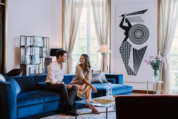 Raffles Europejski Warsaw, Apartament Raffles, Maurycy Gomulicki, Warszawska Syrenka, 2013/2018