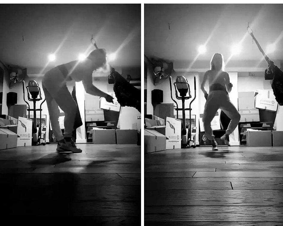 Maffashion pochwaliła się na Instagramie swoimi imponującymi umiejętnościami tanecznymi.