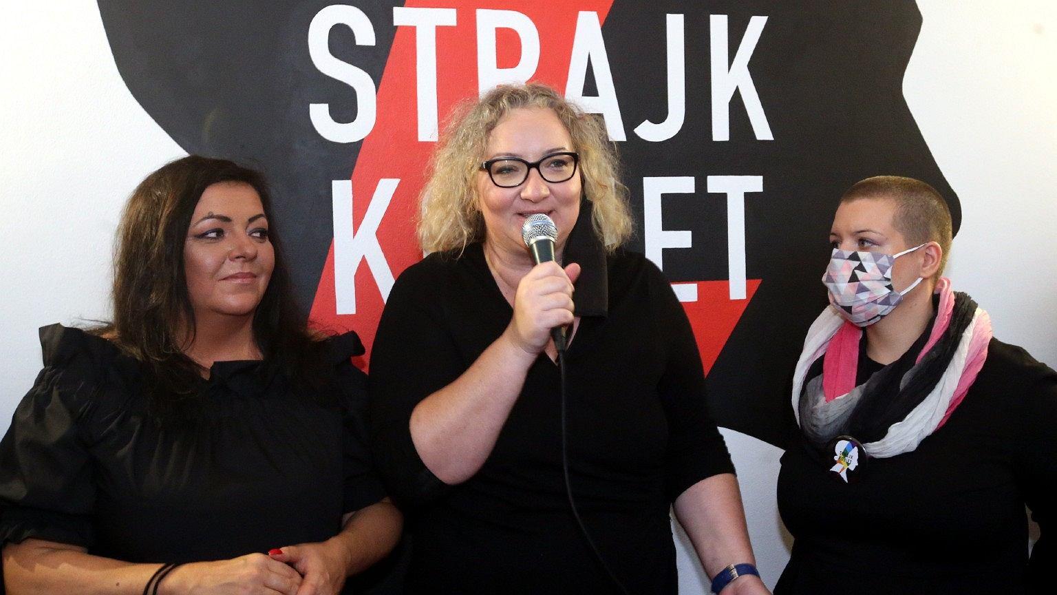 Marta Lempart: Są wśród nas osoby, które brały już udział w wymianie władzy, wiedzą, jak to się odbywa