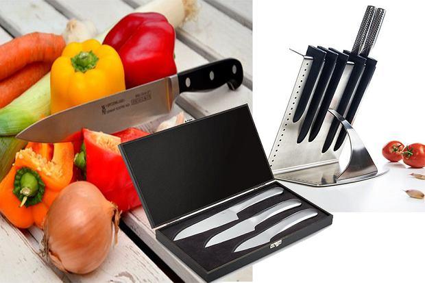 Dobrej jakości noże i nożyczki