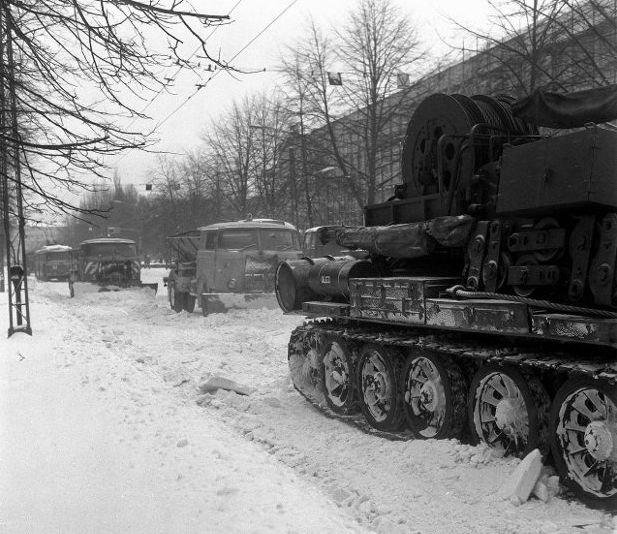 Zima stulecia zaatakowała Lublin. Początek stycznia 1979 r.