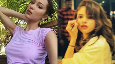 Bella Hadid i Selena Gomez