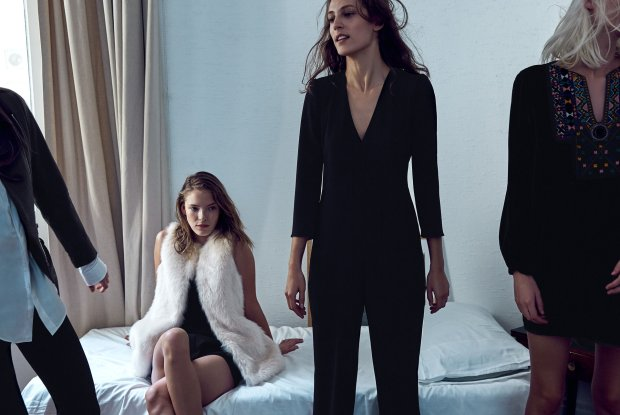 Nowy lookbook Zara Evening zima 2014/15