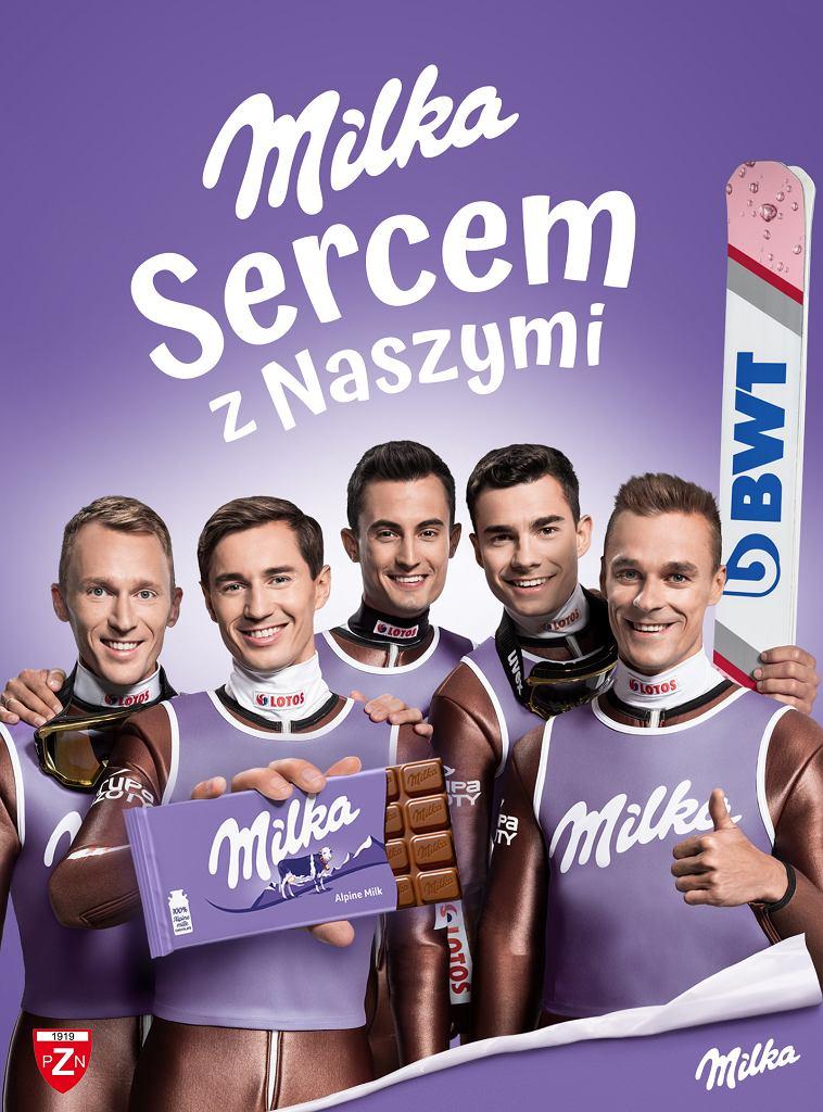 'Milka. Sercem z Naszymi'