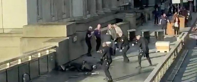 Anglia. Z Polakiem ujęli terrorystę. Elżbieta II skróciła jego wyrok