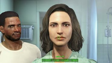 Fallout 4 - tworzenie postaci