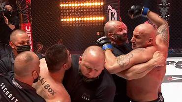 Marcin Najman - 'Don Kasjo' na Fame MMA