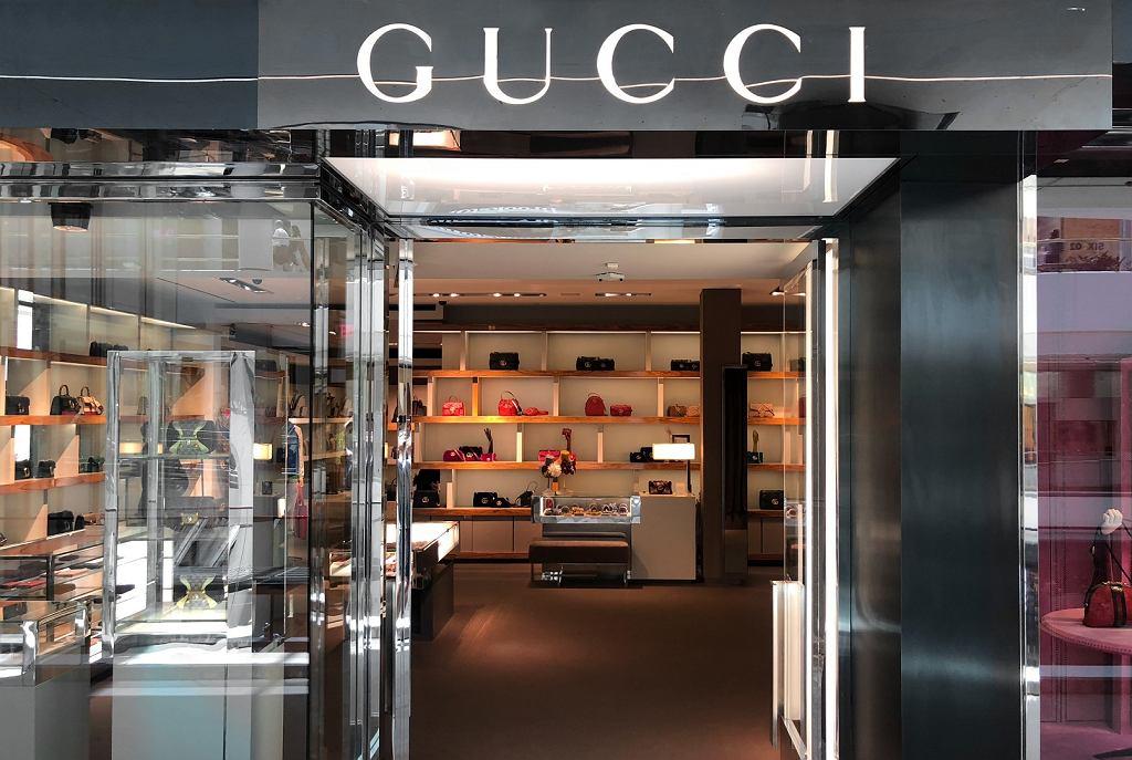 Gucci oskarżone o rasizm