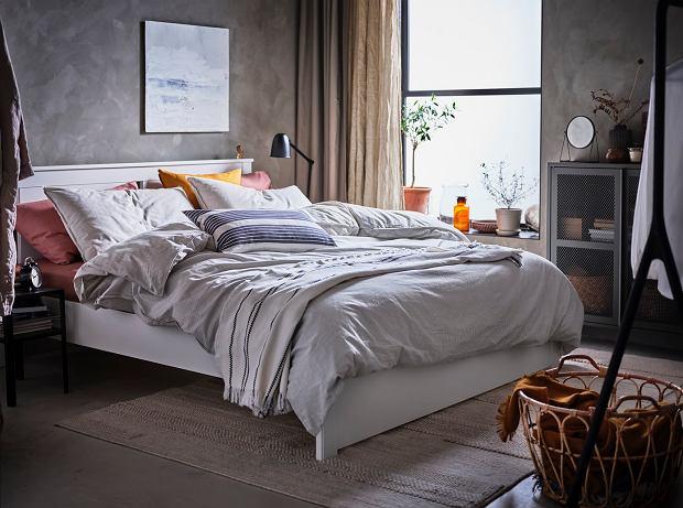 Sypialnia w stylu skandynawskim - aranżacje i inspiracje