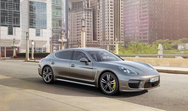 Porsche Panamera Turbo S Executive