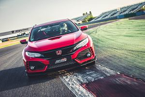 Honda Civic Type R bije kolejny rekord!
