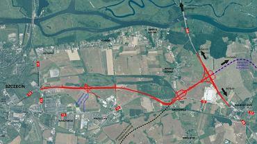 GDDKiA odstąpiła od umowy z Energopolem Szczecin na zaprojektowanie i budowę obwodnicy Przecławia i Warzymic w ciągu DK13.