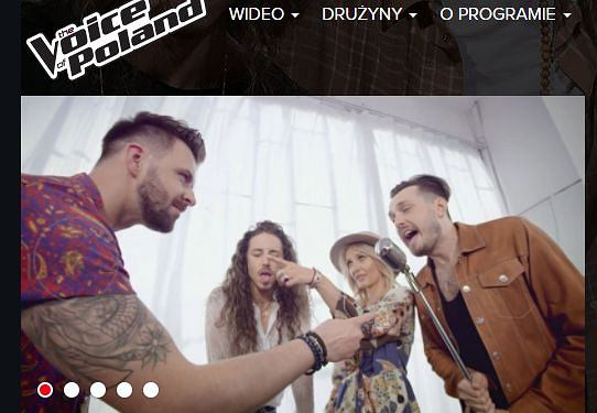 Voice of Poland - nowy skład