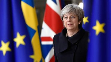 Theresa May, brytyjska premier