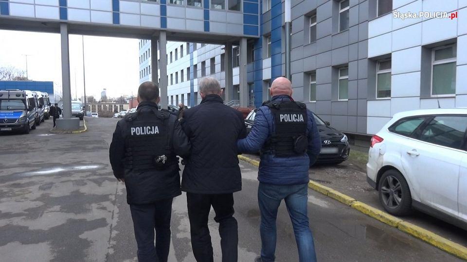 Policjanci zatrzymali byłych szefów kopalni Mysłowice-Wesoła