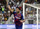 """Włosi ujawnili, jakie pytania dostał Luis Suarez na egzaminie. """"Test wstydliwej farsy"""""""