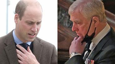 książę William, książę Andrzej