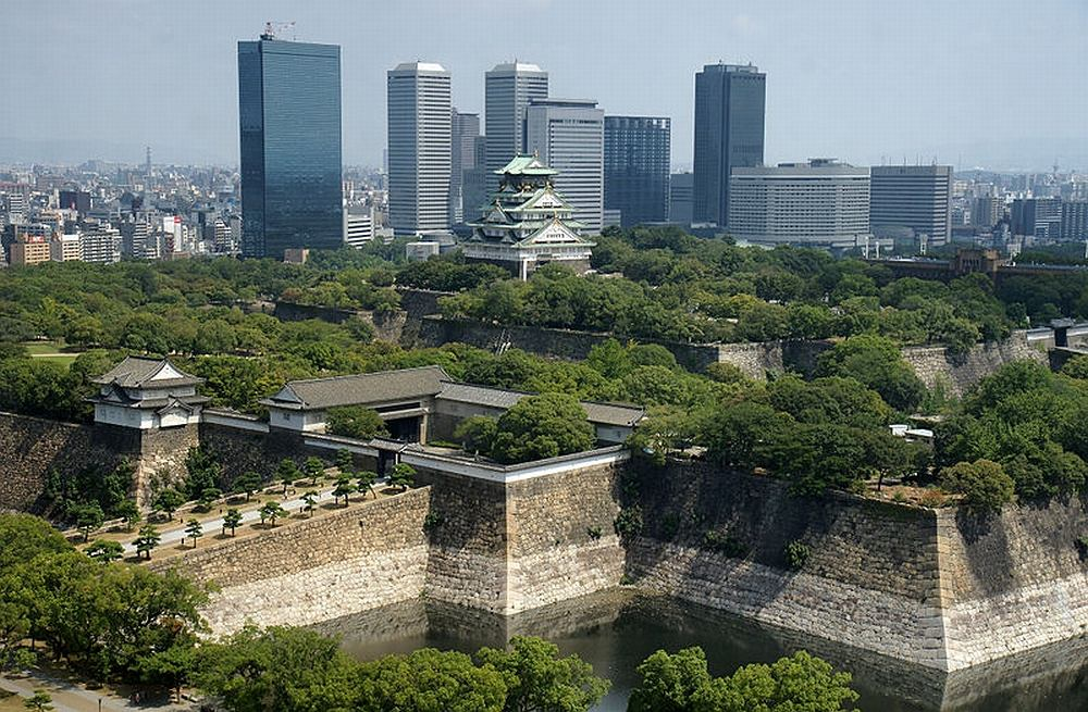 Osaka / Wikimedia Commons