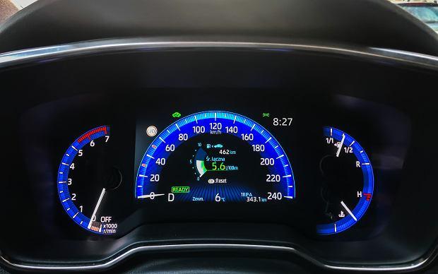 STAG, Toyota Corolla Hybrid z instalacją LPG