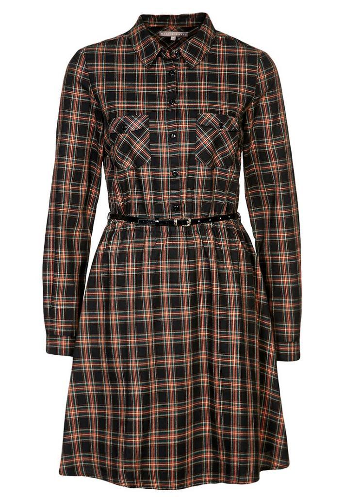 ad3dfe5bf4fa0f Sukienki w kratkę - ponad 40 propozycji