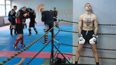 Bogdan Pawelczak - na Ukrainie studiował w Instytucie Kultury Fizycznej i Sportu, służył w wojsku. W Polsce (jest od 7 lat) studiuje prawoznawstwo w biznesie w Szkole Bankowej i jest instruktorem boksu tajskiego: 'Marzę, by urodziła mi się zdrowa córka. Resztę osiągnę sam'